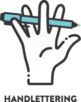 Icon Handlettering