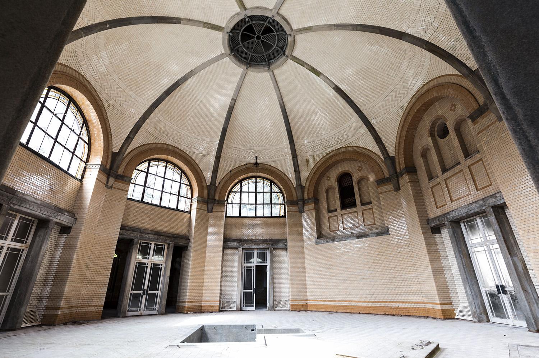 Zentralbadeanstalt Beelitzer Heilstätten
